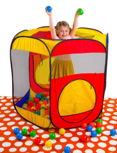 Mini Ball Pit Indoor Party Toys For 5 Year Olds