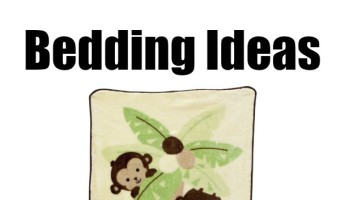 Monkey Kingdom Bedding Ideas