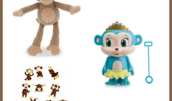 Looking for some great ideas for Monkey Kingdom toys? While there aren't a lot of official toys out, we'll give you tips on choosing toys your kids will love!