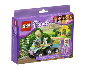 Pet Patrol LEGO Friends Games and  Sets for Animal Lovers