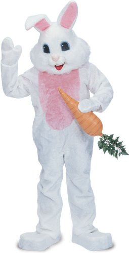 Pink Belly Bunny Great Easter Bunny Costumes
