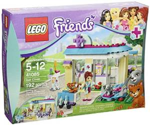Vet Clinic LEGO Friends Games and  Sets for Animal Lovers