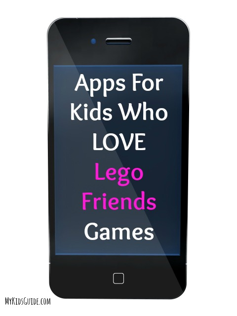 If your kids can't get enough of the Lego Friends games, check out these other great apps that they're sure to love too! Keep your iPhone stocked with fun!