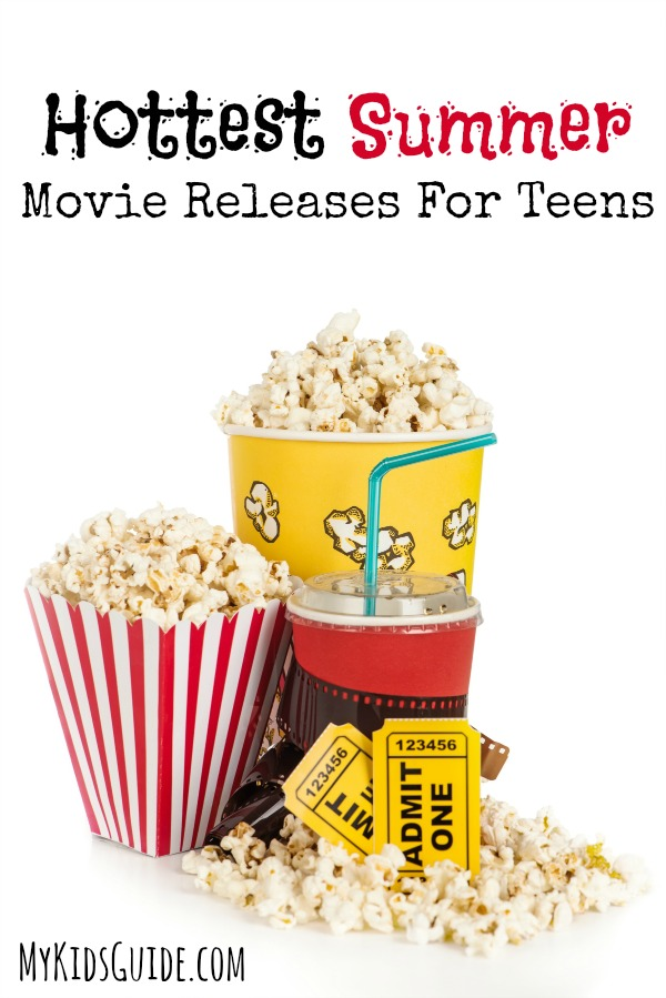 Looking for the hottest summer movie releases for teens? Check out our list of the movies we'll be standing in line to see, complete with movie trailers!