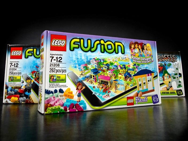 Lego Friends Games: Fusion Resort Designer for Real World & Virtual Fun