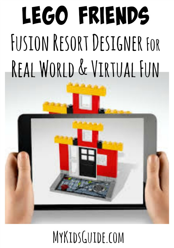 Looking for fun LEGO Friends games that let you take real-world play into the virtual world? Check out our thoughts on LEGO Friends Fusion Resort Designer!