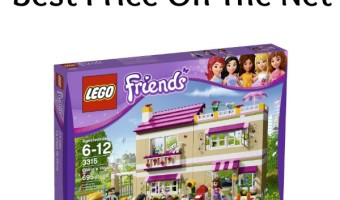 Looking for the best price on the net for LEGO Friends Olivia's house? We scoured the net and found the best deal for you. Check out the results!