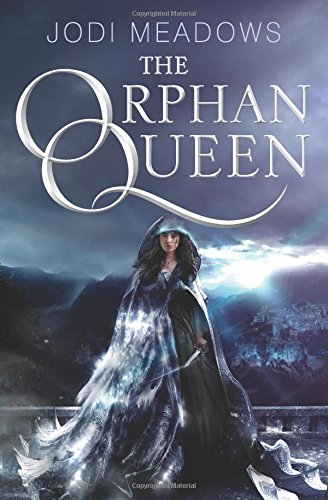 Best Beach Reading Wish List For Teens: The Orphan Queen