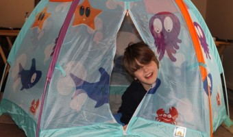 Pacific Play Tents for Kids Inspires Imaginations