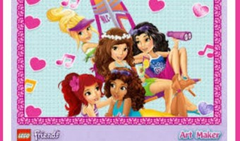 Tips For LEGO Friends Story Maker App For Kids