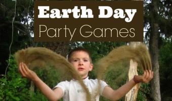 Wonderful Earth Day Party Games for Kids of All Ages