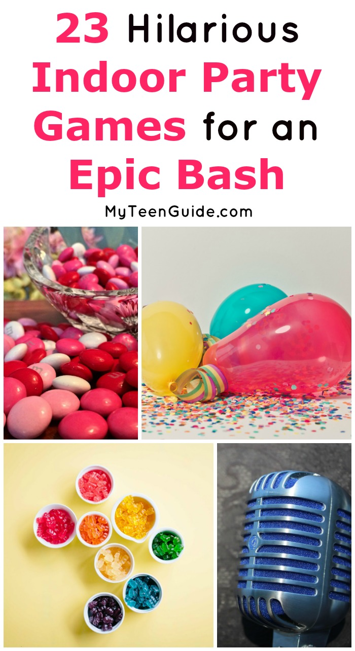 Want to host an epic party game for teens? We've got you covered! Check out fun things to do at a party for 13 year olds all the way to the best party games for teenagers 17+! We'll even tell you which board games for teenagers you need to keep on hand!