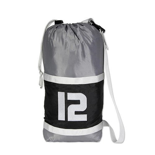 Survive the Hunger Games with this District 12 Nylon Bag