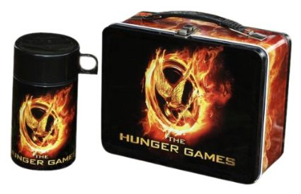 Survive the Hunger Games with this Lunchbox