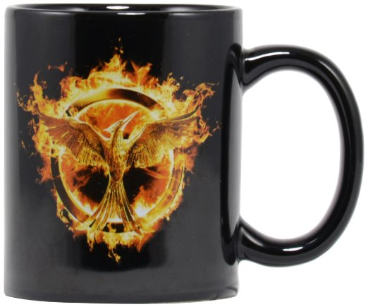 Coolest Hunger Games Merchandise: Coffee Mug