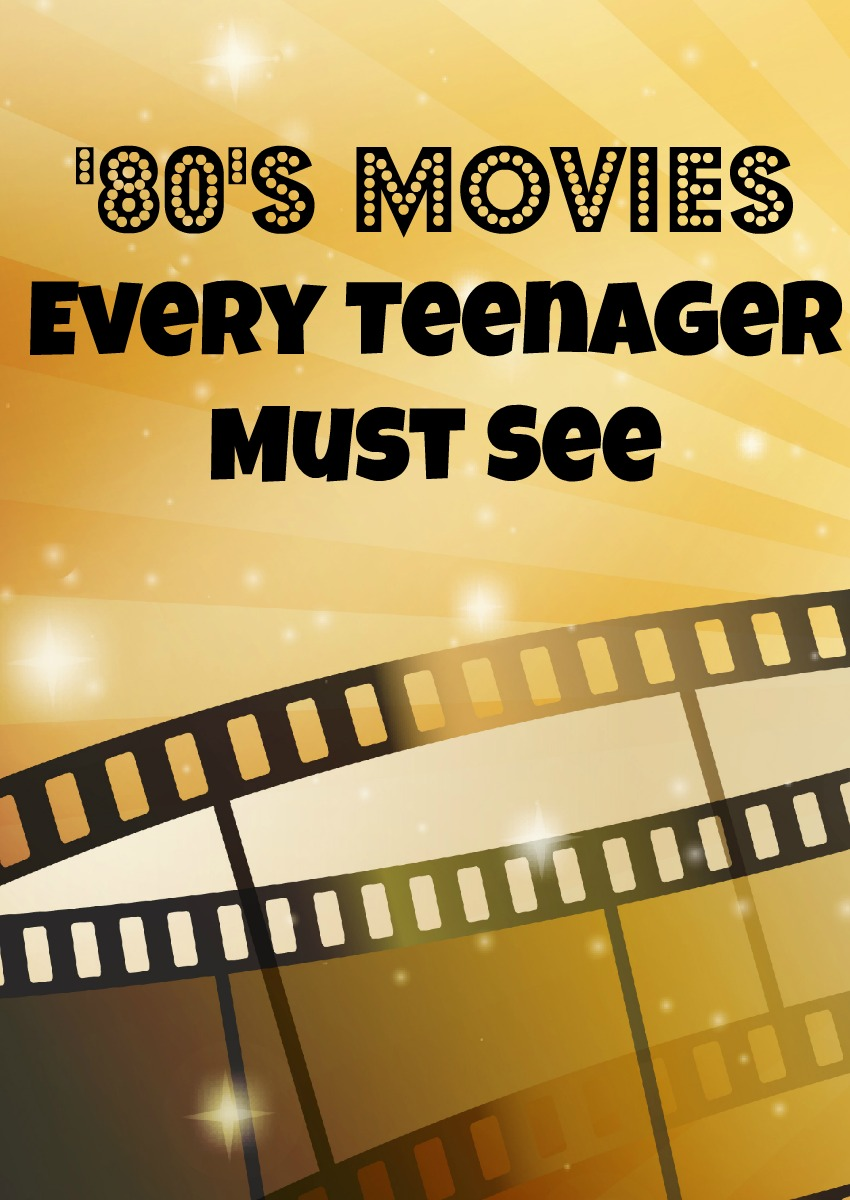 Looking for fun teen movies that will take you back in time? Check out our list of must-see teen movies from the 1980s & plan a movie marathon with friends!