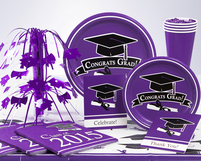 Looking for the best graduation party supplies at prices that won't dip into your college fun? Check out this amazing sale at PartyPail, plus get free shipping!