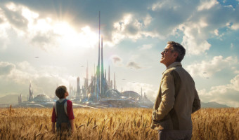 Looking forward to the release of Tomorrowland? Get a sneak peek at Athena and Casey, the two very different lead female roles in the futuristic fun movie!