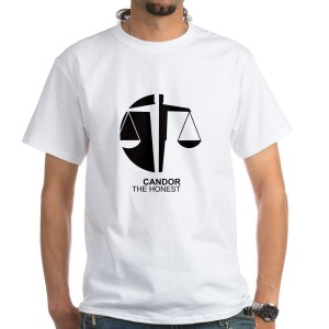 Candor The Honest TShirt Divergent Themed T-Shirts Teen Summer Fashions