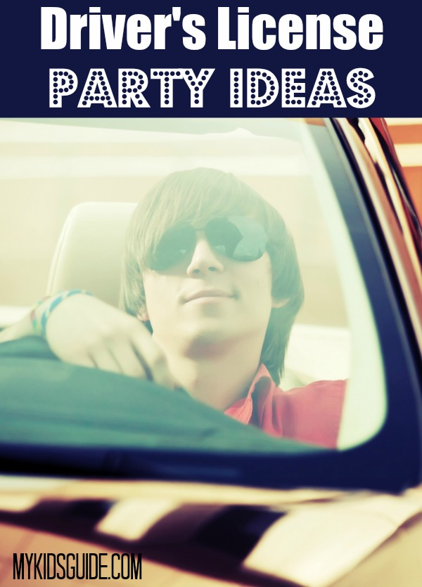 Passing that driving test is a major accomplishment! Celebrate your victory at the DMV with these fun driver's license party ideas for teens!