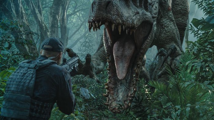 Need an escape from the hot sun? Check out my Jurassic World movie review, then head to theaters for a thrilling adventure ride with your friends! You'll never look at dinosaurs the same again!