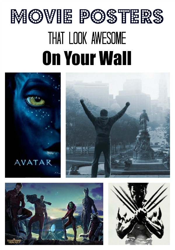 Movie Posters That Look awesome On Your Walll