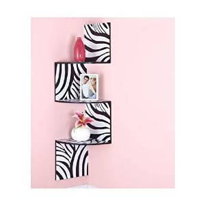 Pink Zebra Shelf:  Pink Zebra Girls Dorm Room Ideas