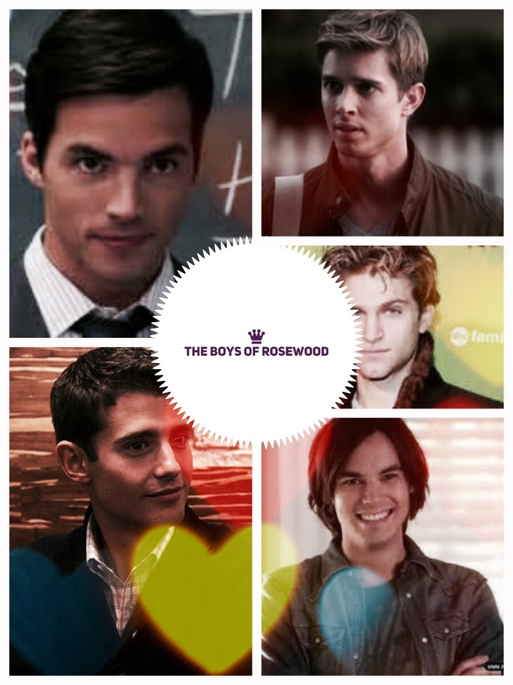The Boys Of Rosewood