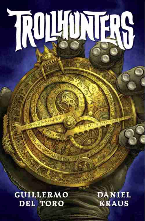 Looking for a great new scary young adult book? Check out Guillermo del Toro's Trollhunters! His new horror book for teens is full of thrills and chills!