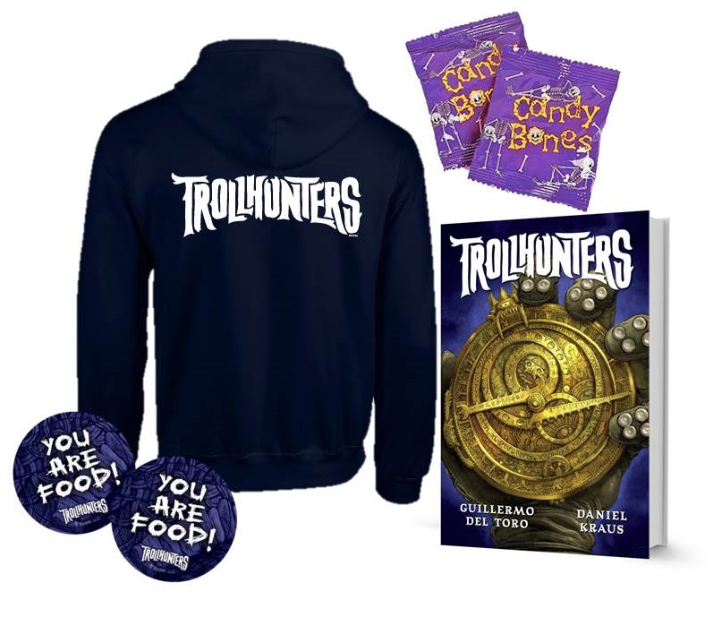 Trollhunters Food Chain Prize Pack