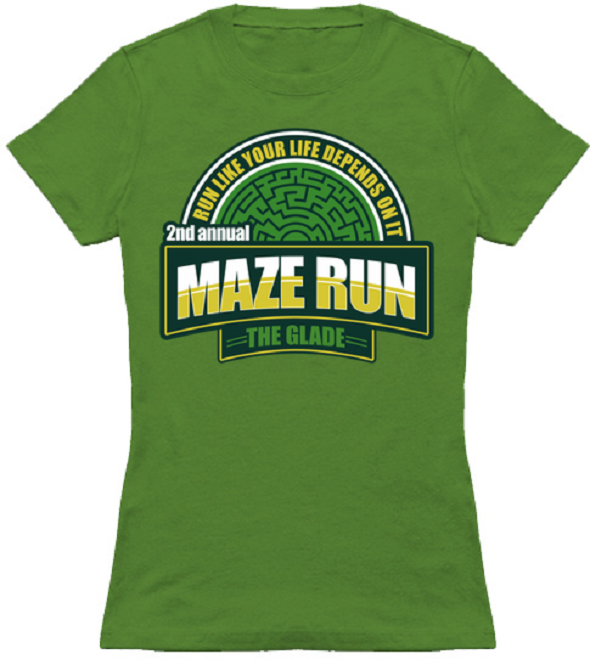 2nd annual maze run 2