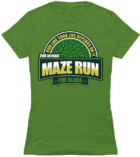 2nd annual maze run 2