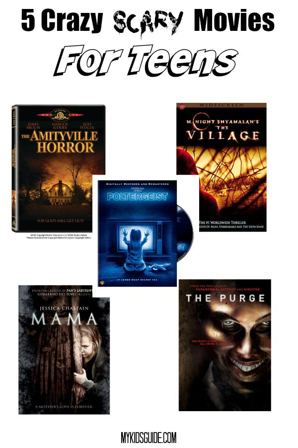 looking for the best movies for teens for a horror fest or halloween party check
