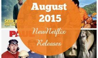 Looking for great movies to watch with your friends? Check out the new releases on Netflix in August 2015, where there is always something cool to watch!