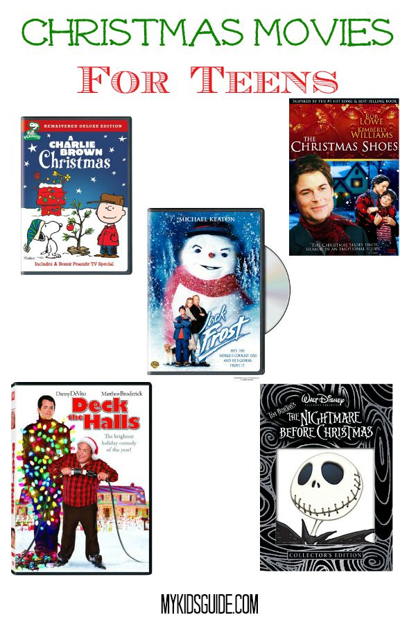 Looking for the best Christmas movies for teens to get you in the spirit of the holiday and fill your winter break with joy? Check out our favorites!