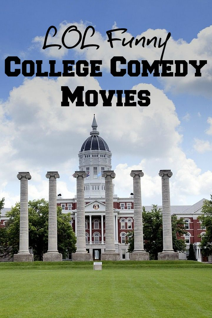 Looking for the funniest college comedy movies to watch with friends before you head off to the campus? Check out our picks for the best laughs!