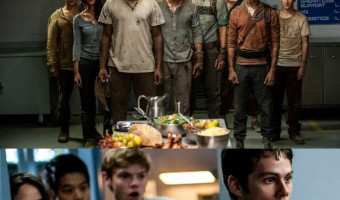 We're so excited about the new Maze Runner movie that we can't stop watching the trailer! Check out our picks for the best moments from the Maze Runner: Scorch Trials trailer!