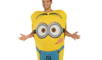 These Fun Minion Costumes For Teens are perfect for Halloween this year! These are some of the best ones I could find online, but you can also think outside the box to create your own special Minions costume from clothing you already have.