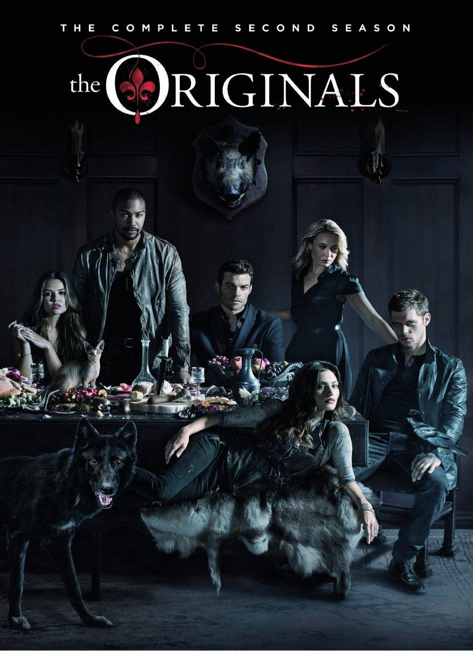 The Originals The Complete Second Season