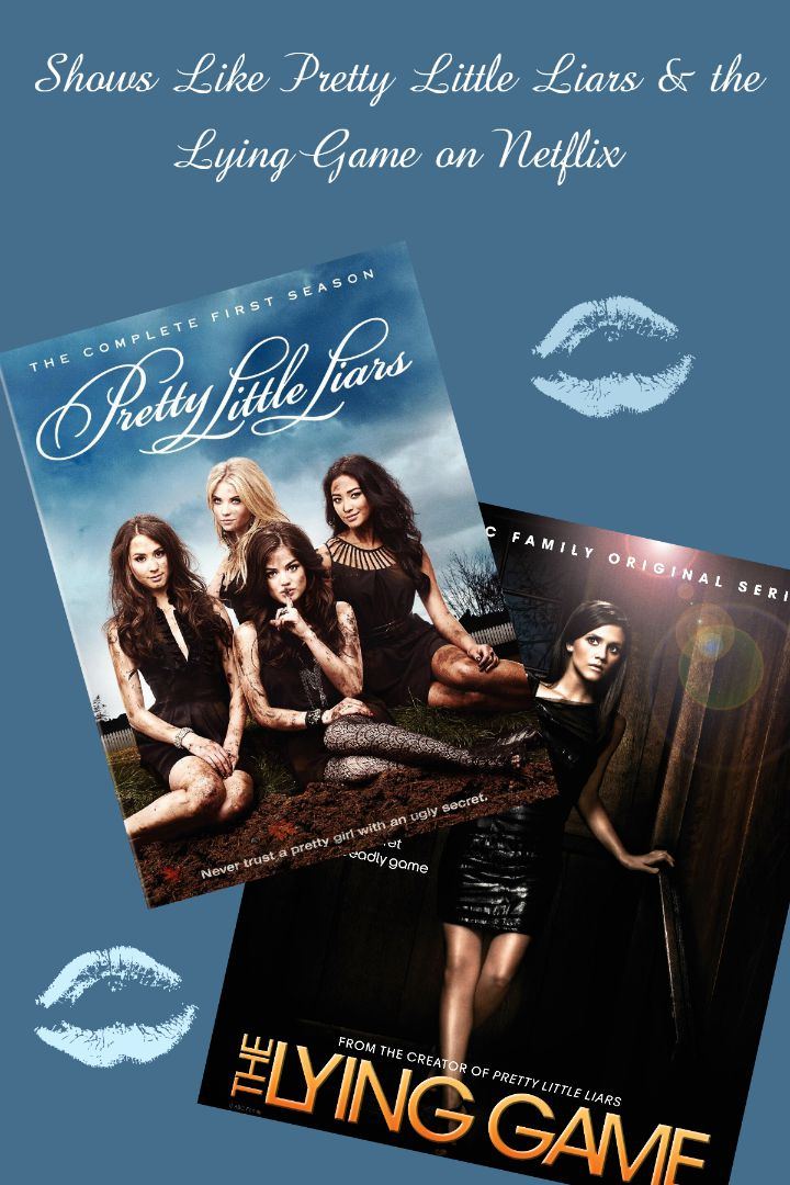 Today we're sharing a few shows like Pretty Little Liars and the Lying Game on Netflix to help you get through any withdrawal symptoms you might be feeling while our beloved PLL is on hiatus.