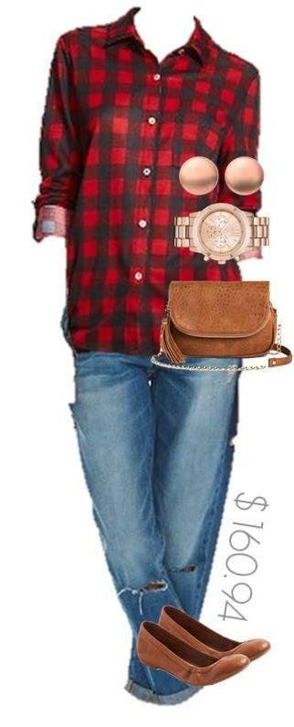 fall fashion budget look