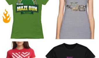 We cannot wait for the Scorch Trail movie. To celebrate, we have rounded up 7 Maze Runner Tshirts so you can look fab when you go see the movie.