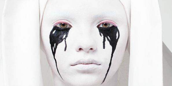 nun Halloween Makeup Ideas You NEED to Try!