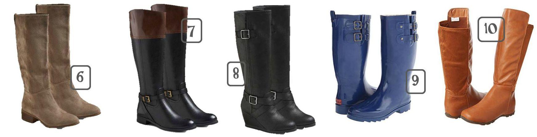 Tall Fall Boots