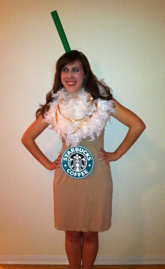 Coffee Costume