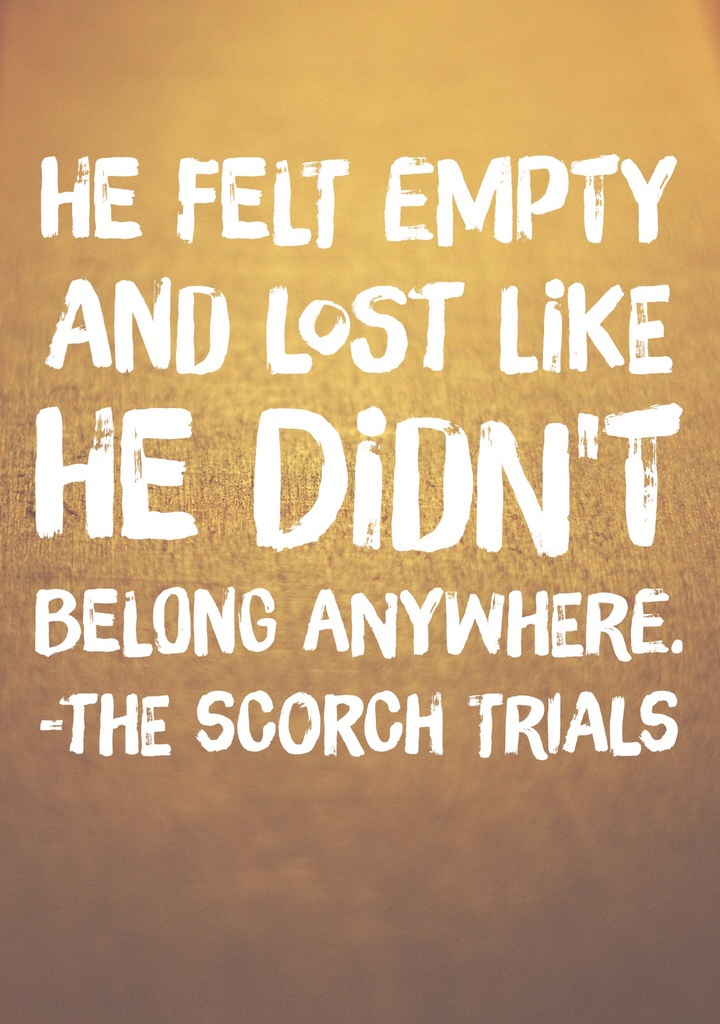 Today, we're sharing some of the most touching, meaningful and, in some cases, just plain funny quotes from Maze Runner: The Scorch Trials. Check them out!