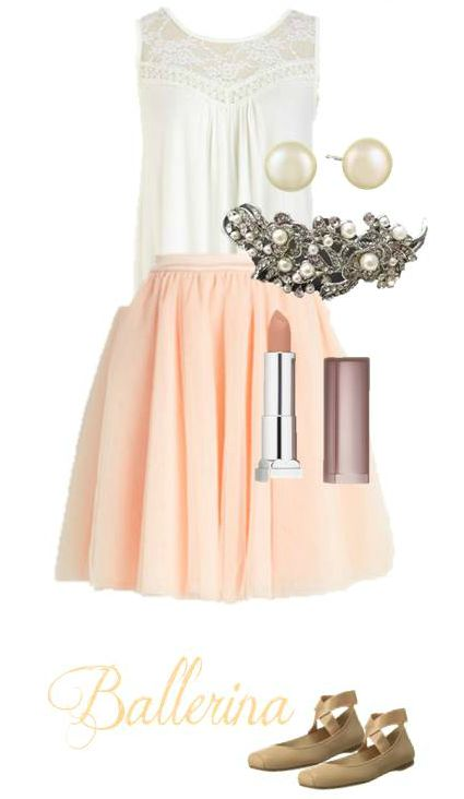 Halloween Costume Idea DIY Ballerina: Use our ideas to raid your favorite closet and put together the perfect Halloween costume for teens.
