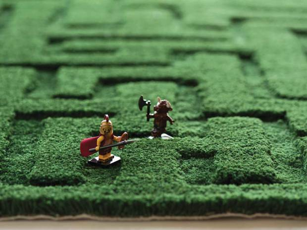maze runner rug Movie Inspired crafts for teens