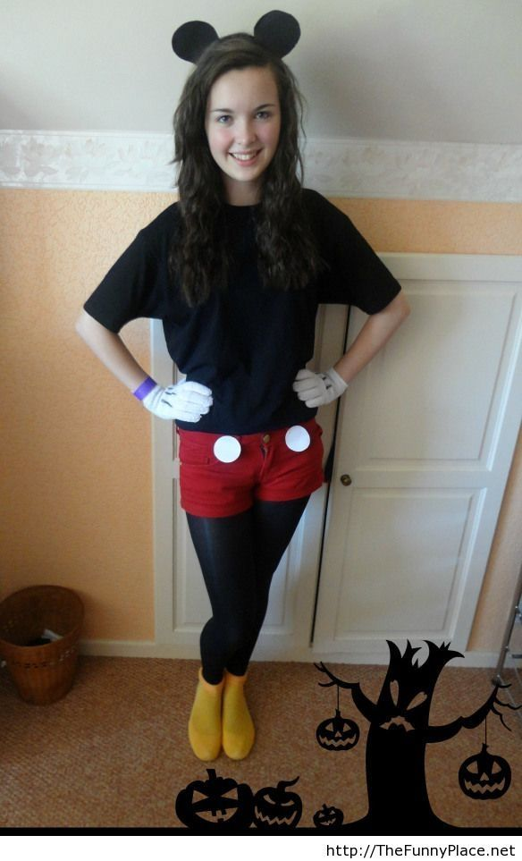 sc 1 st  My Teen Guide & DIY Halloween Costume Ideas For Teens