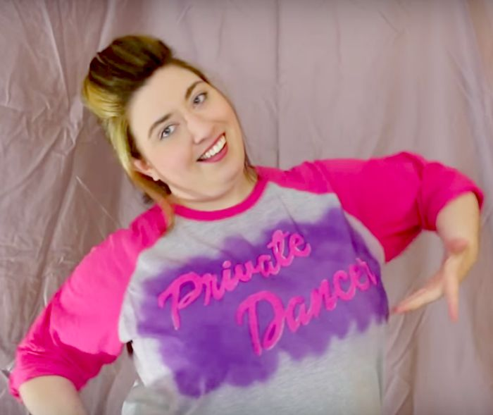 private dancer Pitch Perfect Movie Inspired crafts for teens